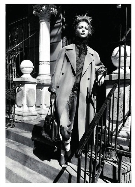 VOGUE PARIS Sasha Pivovarova by Inez & Vinoodh. June July 2011, Joe McKenna, www.imageamplified.com, Image Amplified (1)