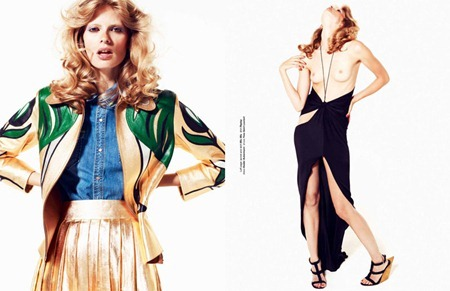 ZOO MAGAZINE Julia Stegner in Let the Night Fall by Philip Gay. Ondine Azoula, Summer 2011, www.imageamplified.com, Image Amplified (9)