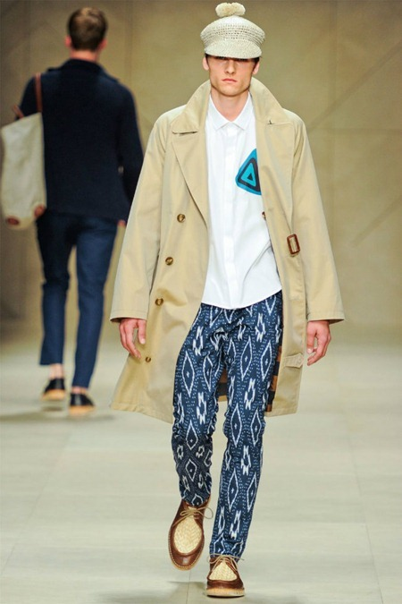 MILAN FASHION WEEK Burberry Prorsum Spring 2012. www.imageamplified.com, Image Amplified (23)