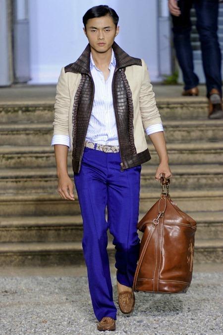 MILAN FASHION WEEK Roberto Cavalli Spring 2012. www.imageamplified.com, Image Amplified (27)