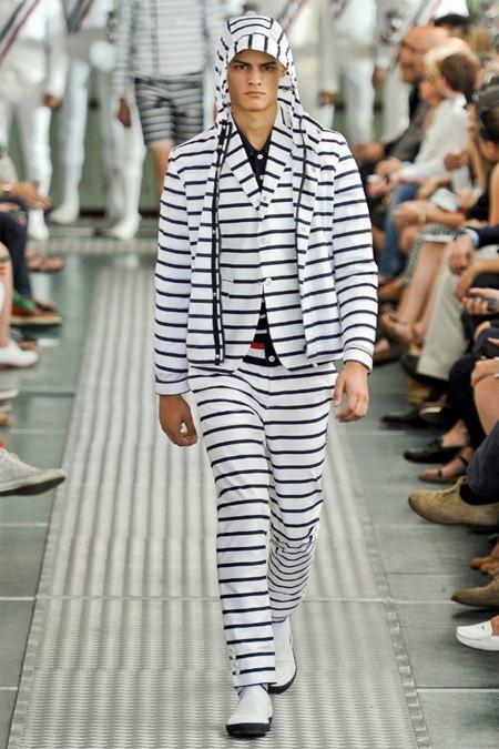 MILAN FASHION WEEK Moncler Gamme Bleu Spring 2012. www.imageamplified.com, Image Amplified (20)