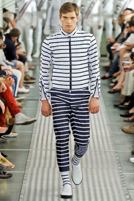 MILAN FASHION WEEK Moncler Gamme Bleu Spring 2012. www.imageamplified.com, Image Amplified (22)