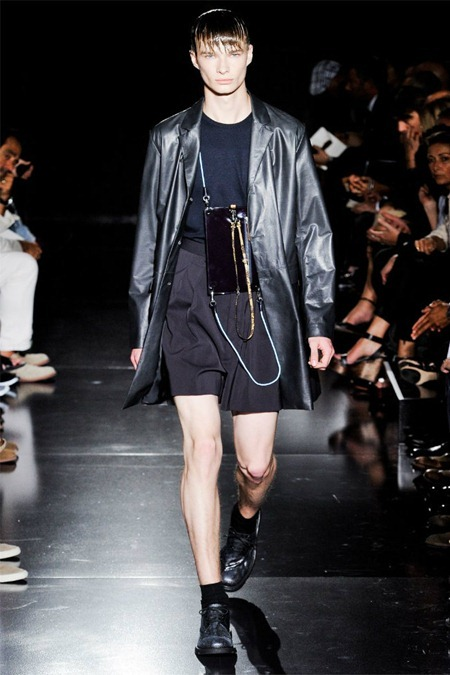 Picture About Jil Sander Collection in Milan Fashion Week Spring 2012