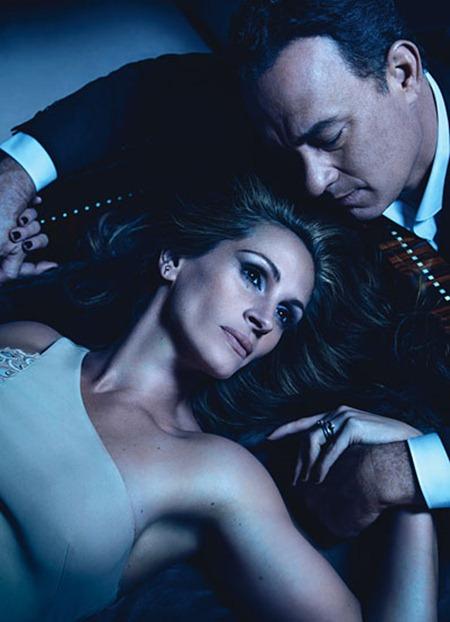 W MAGAZINE Julia Roberts & Tom Hanks by Mario Sorrenti. www.imageamplified.com, Image Amplified (5)