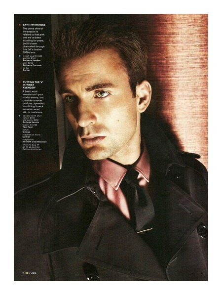 GQ MAGAZINE Chris Evans by Mario Testino. www.imageamplified.com, Image Amplified (3)
