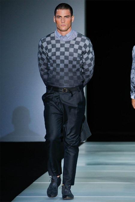 MILAN FASHION WEEK Giorgio Armani Spring 2012. www.imageamplified.com, Image Amplified (54)