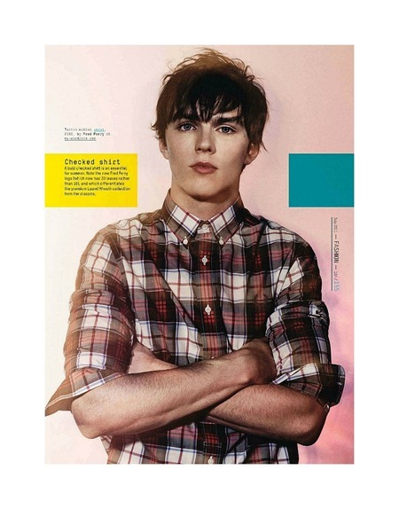 ESQUIRE UK Nicholas Hoult in Smart Casual by Alan Clarke. July 2011, www.imageamplified.com, Image Amplified (2)