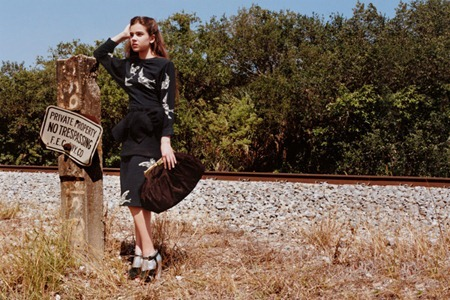 CAMPAING Hailee Steinfeld for Miu Miu Fall 2011 by Bruce Weber. www.imageamplified.com, Image Amplified (12)