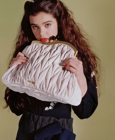 CAMPAING Hailee Steinfeld for Miu Miu Fall 2011 by Bruce Weber. www.imageamplified.com, Image Amplified (11)