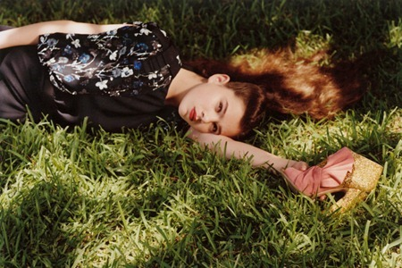 CAMPAING Hailee Steinfeld for Miu Miu Fall 2011 by Bruce Weber. www.imageamplified.com, Image Amplified (13)