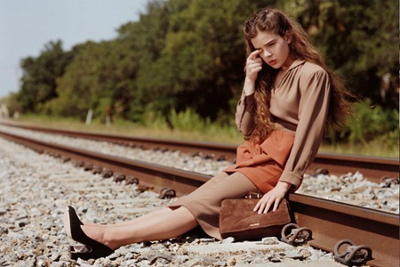 CAMPAING Hailee Steinfeld for Miu Miu Fall 2011 by Bruce Weber. www.imageamplified.com, Image Amplified (2)