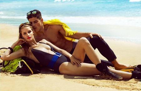 EL PAIS MAGAZINE Linda Votjova & Evandro Soldati by Sergi Pons. www.imageamplified.com, Image Amplified (2)