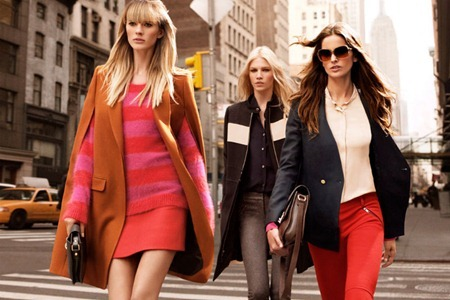 CAMPAIGN Izabel Goulart, Anne Byalitsyna & Aline Weber for DKNY Fall 2011 by Inez & Vinoodh. www.imageamplified.com, Image Amplified (4)