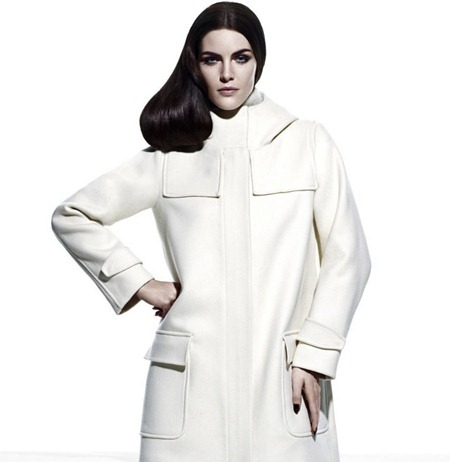 CAMPAIGN Hilary Rhoda for Max Mara Fall 2011 by Mario Sorrenti. www.imageamplified.com, Image Amplified (1)