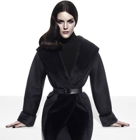 CAMPAIGN Hilary Rhoda for Max Mara Fall 2011 by Mario Sorrenti. www.imageamplified.com, Image Amplified (2)