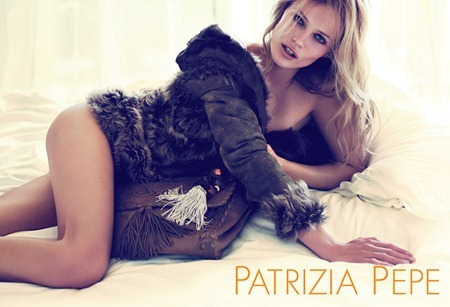 CAMPAIGN Edita Vilkeviciute for Patrizia Pepe Fall 2011 by Mert & Marcus. www.imageamplified.com, Image Amplified (2)