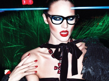 CAMPAIGN Candice Swanepoel for Tom Ford Fall 2011 by Mert & Marcus. www.imageamplified.com, Image Amplified (5)