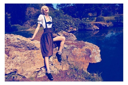 VOGUE JAPAN Aline Weber by Camilla Akrans. August 2011, Sissy Vian, www.imageamplified.com, Image Amplified (7)