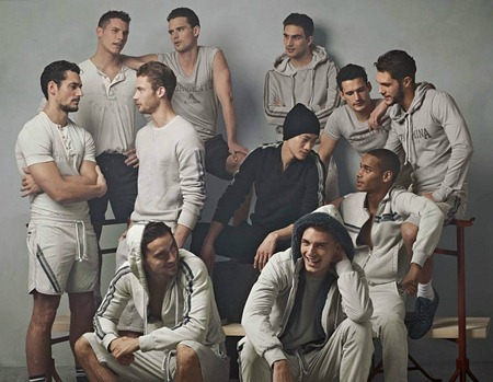 CAMPAING David Gandy for Dolce & Gabbana Gym Fall 2011 by Mariano Vivanco. www.imageamplified.com, Image Amplified (10)