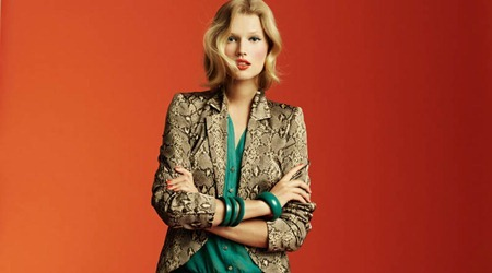 CAMPAIGN Toni Garrn for Blanco Fall 2011. www.imageamplified.com, Image Amplified (3)
