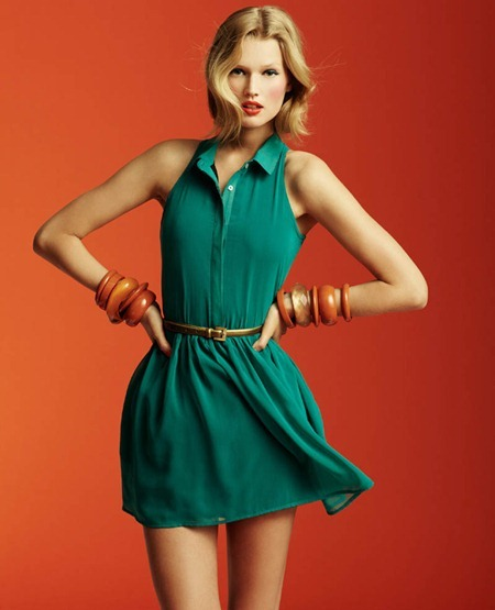 CAMPAIGN Toni Garrn for Blanco Fall 2011. www.imageamplified.com, Image Amplified (4)