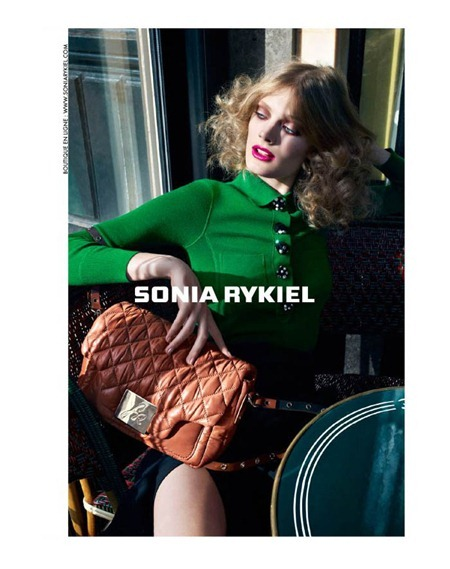 CAMPAIGN Constance Jablonski for Sonia Rykiel Fall 2011 by Cedric Buchet. www.imageamplified.com, Image Amplified (4)
