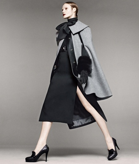 CAMPAIGN JuJu Ivanyuk for Sportmax Fall 2011 by David Sims. www.imageamplified.com, Image Amplified (5)