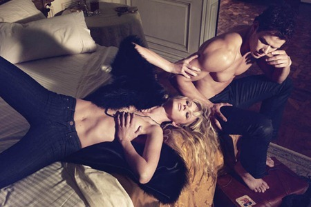 CAMPAIGN Kellan Lutz & Anne Byalitsyna for Dylan George Fall 2011 by Yu Tsai. www.imageamplified.com, Image Amplified (1)
