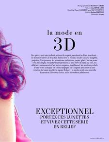 L'OFFICIEL MAROC Swanny Visser in La Mode en 3D by Alvaro Beamud Cortes. Sofia Benbrahim, June 2011, www.imageamplified.com, Image Amplified (3)