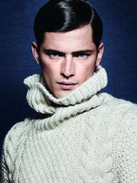 CAMPAIGN Sean O'Pry for Zara Man Fall 2011. www.imageamplified.com, Image Amplified (2)