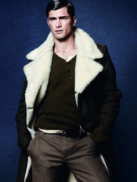 CAMPAIGN Sean O'Pry for Zara Man Fall 2011. www.imageamplified.com, Image Amplified (8)