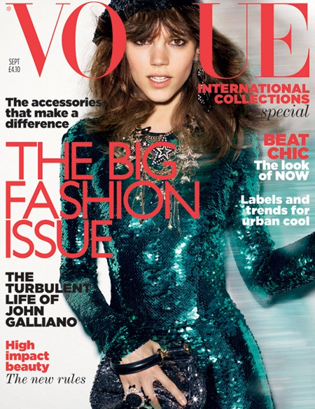 VOGUE UK Freja Beha Erichsen & Arizona Muse in Master Class by Mario Testino. Lucinda Chambers, September 2011, www.imageamplified.com, Image Amplified (1)