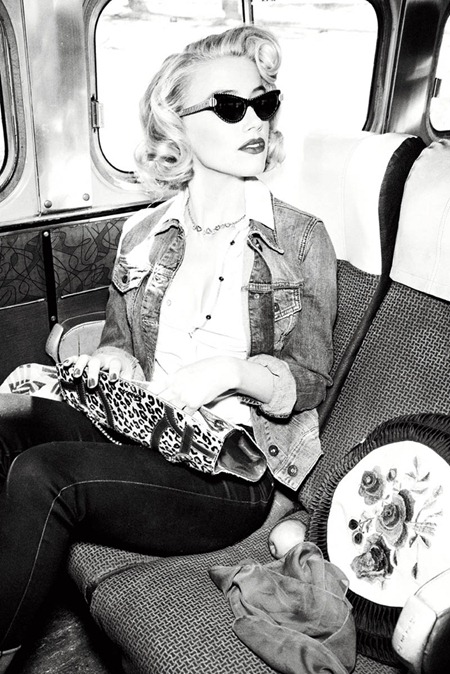 CAMPAIGN Amber Heard & Silviu Tolu for Guess Fall 2011 by Ellen von Unwerth. www.imageamplified.com, Image Amplified (1)