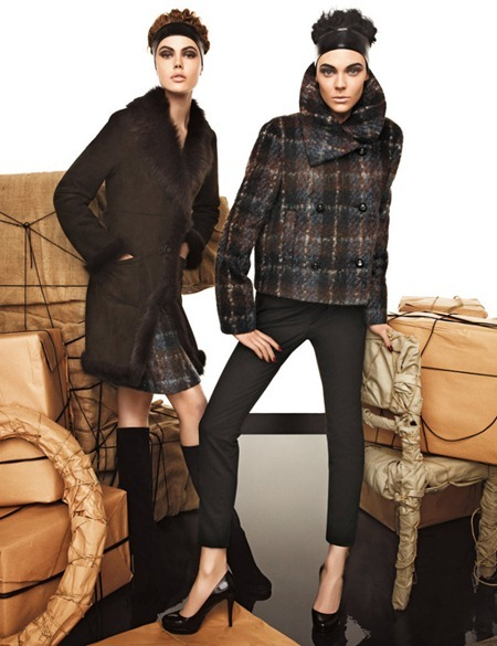 CAMPAIGN Frida Gustavsson & Kinga Rajzak for Max Mara Studio Fall 2011 by Giampaolo Sgura. www.imageamplified.com, Image Amplified (6)