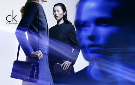 CAMPAIGN Lara Stone & Liu Wen for ck by Calvin Klein Fall 2011 by Craig McDean. www.imageamplified.com, Image Amplified (1)