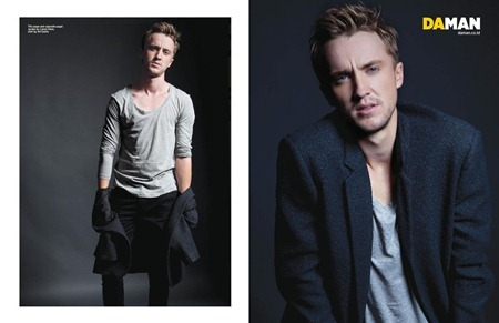 DAMAN MAGAZINE Tom Felton in Born to be Bad by Michael Nguyen McCormack. Ashley Phan-Weston, September 2011, www.imageamplified.com, Image Amplified (1)