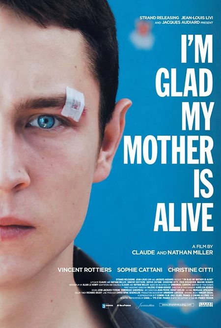 CINEMA SCAPE: I'm Glad My Mother Is Alive, Out September 2, 2011. www.imageamplified.com, Image Amplified