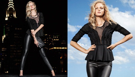 CAMPAIGN Erin Heatherton for H&M by Night by David Roemer. www.imageamplified.com, Image Amplified (7)