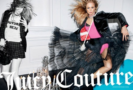 CAMPAIGN Raquel Zimmermann for Juicy Couture Fall 2011 by Inez & Vinoodh. www.imageamplified.com, Image Amplified (5)