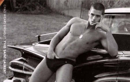 MASCULINE DOSAGE Chad White for V Man #6, Spring Summer 2006 by Bruce Weber. www.imageamplified.com, Image Amplified (3)