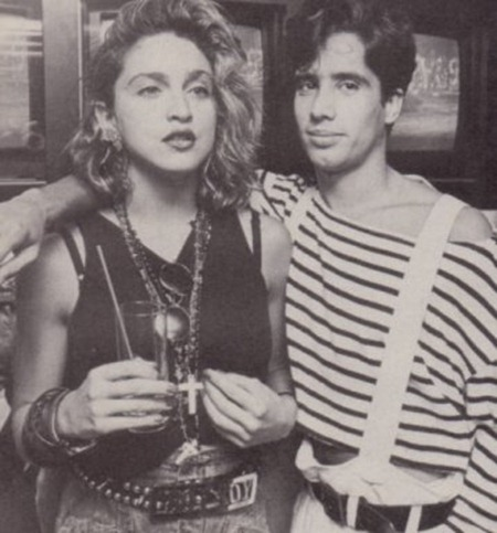 WE ♥ MADONNA Madonna On the Town with Jellybean. 1984, www.imageamplified.com, Image Amplified (6)