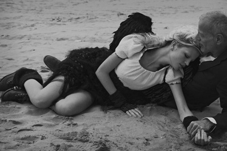 NUMERO MAGAZINE Daphne Groenveld & Pascal Greggory by Peter Lindbergh. Irina Marie, www.imageamplified.com, Image Amplified (10)