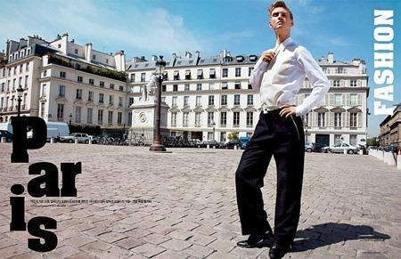 L'OFFICIEL HOMMES KOREA Alexander Johansson in Paris by Rémi Lamandé. August 2011, www.imageamplified.com, Image Amplified (3)