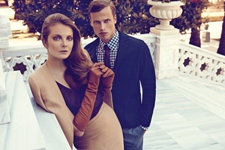 CAMPAIGN Eniko Mihalik & Lars Burmeister for Sarar Fall 2011 by Koray Birand. www.imageamplified.com, Image Amplified (13)