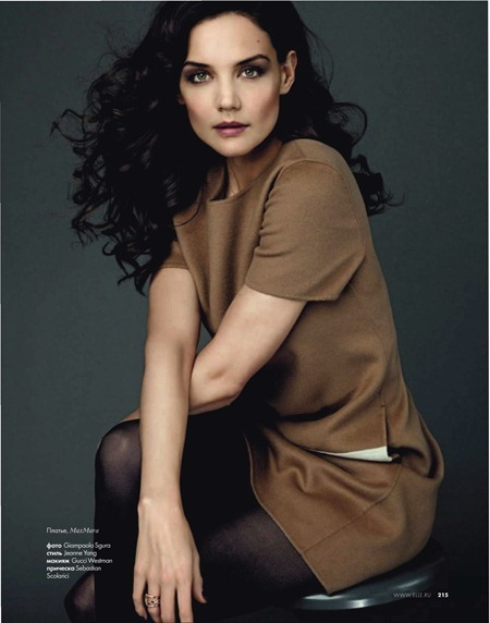 ELLE RUSSIA Katie Holmes by Giampaolo Sgura. September 2011, www.imageamplified.com, Image Amplified (3)