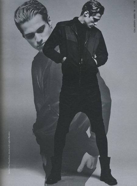 COLLEZIONI UOMO Patrick Rukai, Adien Andrews & Tim Rugger in American Beauty by Joseph Bleu & Fabien Montique. Giorgio Ammirabile. www.imageamplified.com, Image Amplified (4)