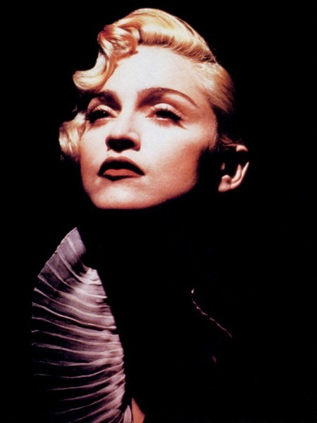 WE ♥ MADONNA Madonna in Vogue Music Video. 1990, www.imageamplified.com, Image Amplified (2)