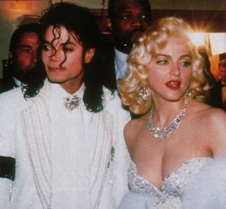WE ♥ MADONNA Madonna & Michael Jackson at the 1991 Academy Awards. 1991, www.imageamplified.com, Image Amplified (6)