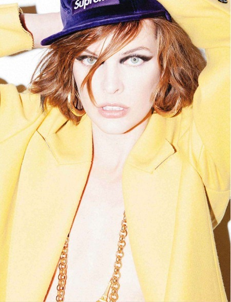 JALOUSE MAGAZINE Milla Jovovich in Milla by Kenneth Cappello. Jennifer Eymere, September 2011, www.imageamplified.com, Image Amplified (1)