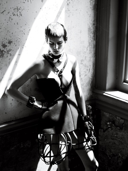 INTERVIEW MAGAZINE Candice Swanepoel, Anais Pouliot & Saskia de Brauw in Strict by Mert & Marcus. Karl Templer, September 2011, www.imageamplified.com, Image Amplified (21)
